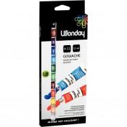 Sachet de 12 recharges gomme blanche douce pour gomme électrique 30767 Milan