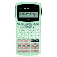 Calculatrice scientifique verte 240 fonctions M240 Milan
