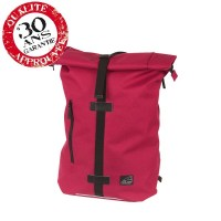 Sac à dos 1 compartiment rouge Roll Up Walker