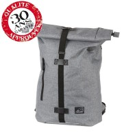 Sac à dos 1 compartiment gris Roll Up Walker