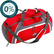 Sac de sport 55 litres rouge Bodypack