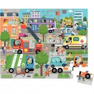 Carnet Marqueterie d'Or Mini 10x14cm ligné Paperblanks