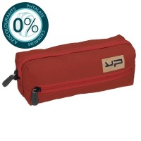 Trousse 3 compartiments 22cm rouge Bodypack
