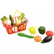 Trousse 3 compartiments 22cm bleue Bodypack