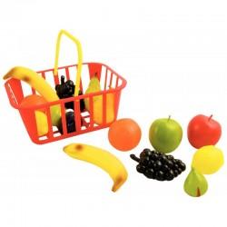 Trousse 2 compartiments réversible Toucan avec Art Toy Bodypack
