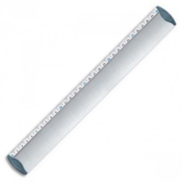 Règle plate aluminium 30 cm MAPED