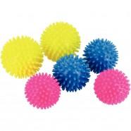 Cartable à roulettes Tann's 2 compartiments bleu et rouge 38cm