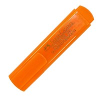 Surligneur orange Textliner 1546 Faber Castel