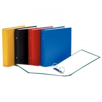 Protège-cahiers A4 orange opaque CALLIGRAPHE