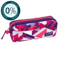 Trousse 1 compartiment Fusion rose avec Art Toy Bodypack