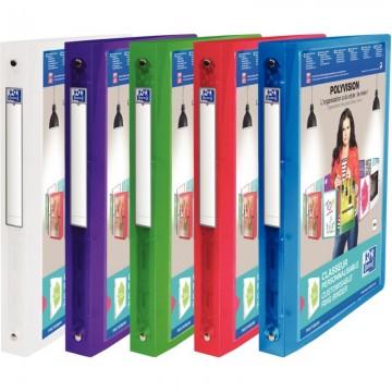 Protège-cahiers 24X32 orange opaque CALLIGRAPHE