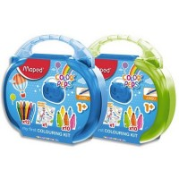 Maped malette de coloriage Early Age 897416