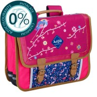 Cartable primaire 2 compartiments 38cm Folk Bodypack 15381
