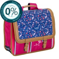 Cartable primaire 2 compartiments 41cm Folk Bodypack 6411