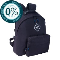 Sac à dos 1 compartiment + pochette Make My Pack noir Bodypack 6100
