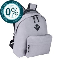 Sac à dos 1 compartiment + pochette Make My Pack gris Bodypack 6101