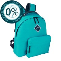 Sac à dos 1 compartiment + pochette Make My Pack turquoise Bodypack 6103