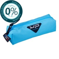 Trousse 1 compartiment Make My Pack bleu ciel Bodypack 1412