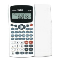 Calculatrice scientifique blanche 240 fonctions M240 Milan