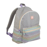 Milan sac à dos 1 compartiment 41cm Pastel Sugar Diamond 624605SD