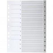 Chemise à élastique A4 rouge 3 rabats carte