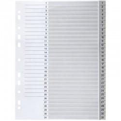 Chemise à élastique A4 jaune 3 rabats carte