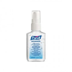 Flacon gel hydro-alcoolique 60 ml PURELL