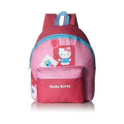 Sac à dos Hello Kitty 1 compartiment 39 cm