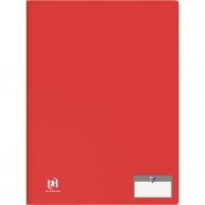 Chemise élastique A4 noire 3 rabats carte EXACOMPTA