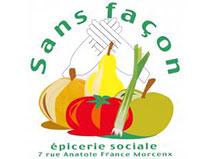 Logo épicerie Sans Façon