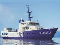 Navire Plastic Odyssey